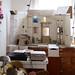 a corner of my studio by Camilla Engman
