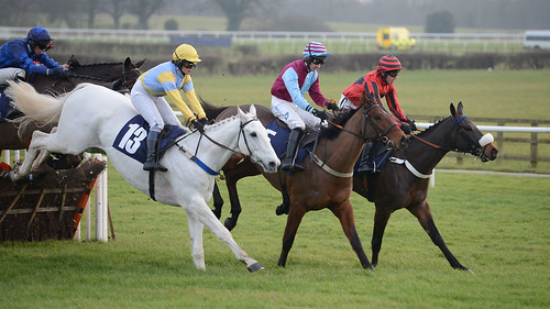 Touching down together at Wetherby