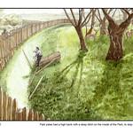 A park pale by James Cope