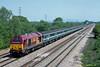 Anglia Railways for Arsenal