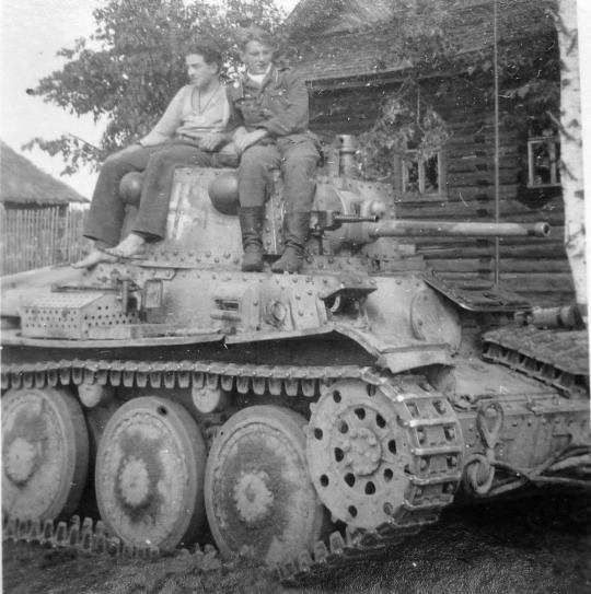 Панзер 38t