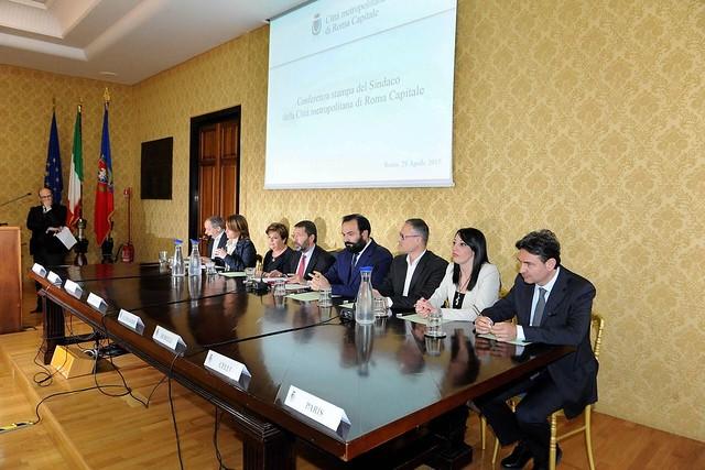 Delegati Città Metropolitana 4
