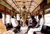 On a Tram, Kolkata