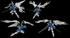 Wing Gundam Zero EW Beam Sabre Compilation
