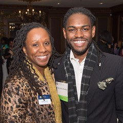 Compliments to Mr. Tony Irving,  for taking this great photo with Suffolk Law Dean Camille Nelson at the 32nd Annual BLSA Alumni Dinner. Contact Mr. Irving to have your photos taken at your next catered event. You can call him at  (617) 320-8661 and go to