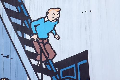 Kuifje - Tintin