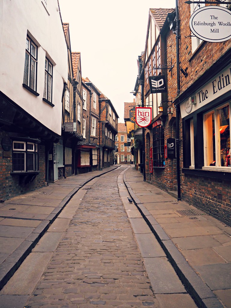 York The Shambles The Little Magpie