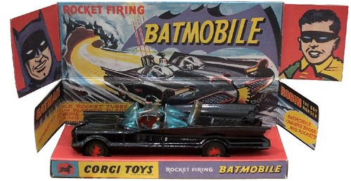 Corgi Toys Batmobile