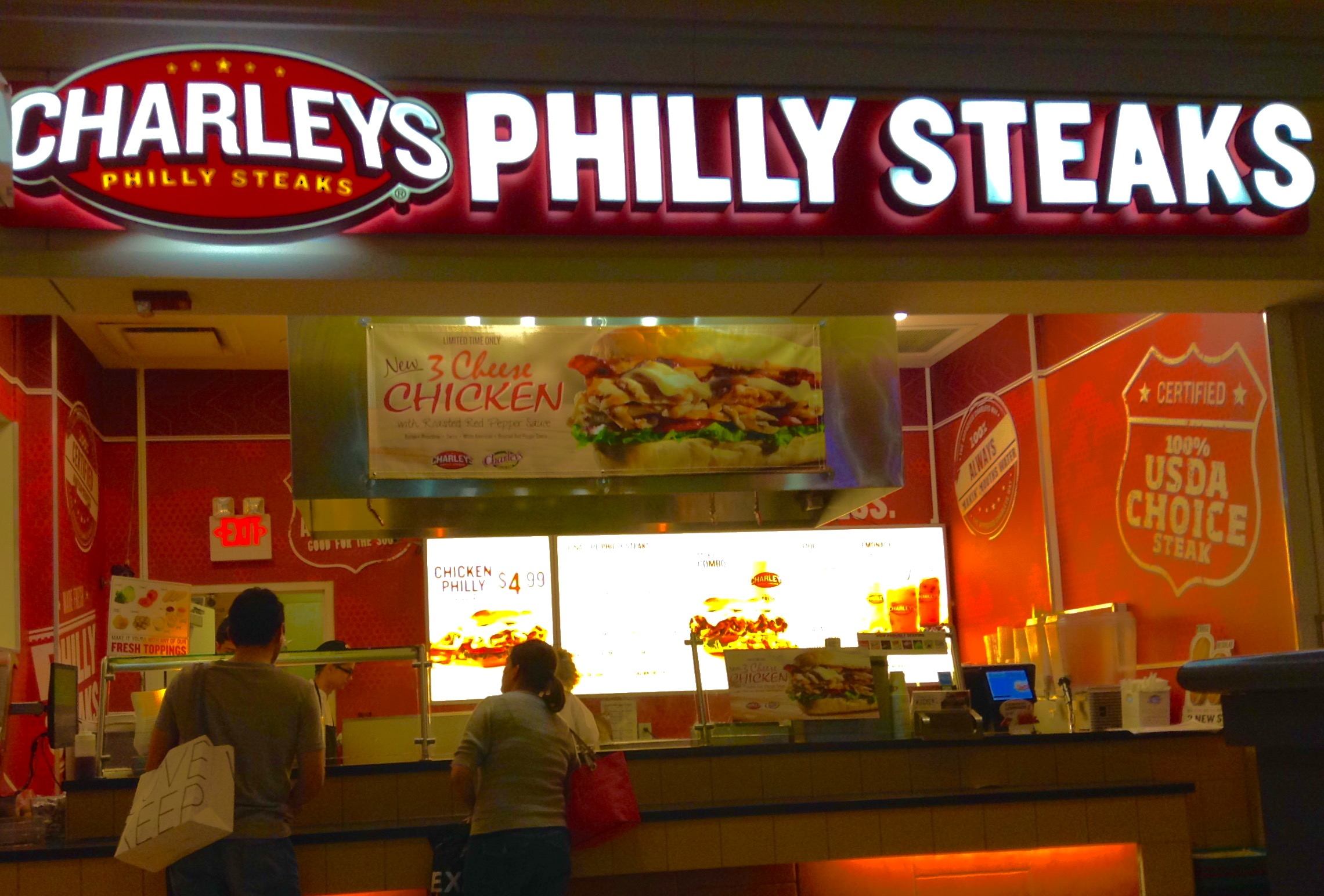 Charley S Philly Steaks Staten Island