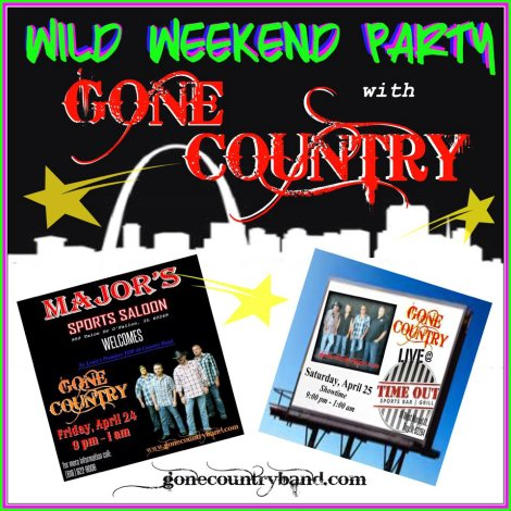 Gone Country 4-24, 4-25-15