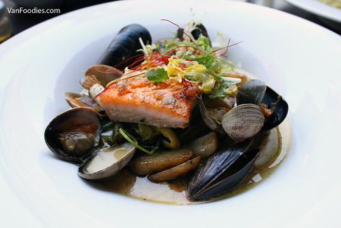 BC Bouillabaisse with Spring Salmon
