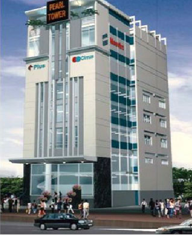 Dự án bất động sản Pearl Tower