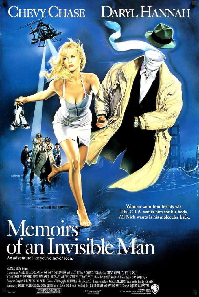 Memoirs poster