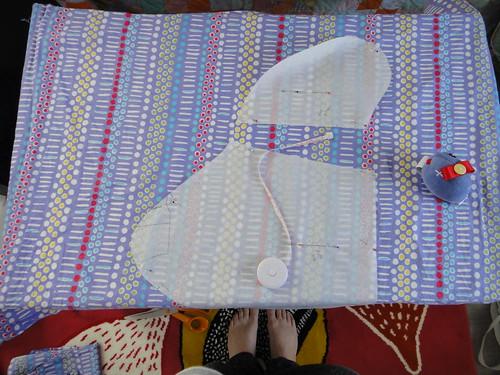 Making a dress