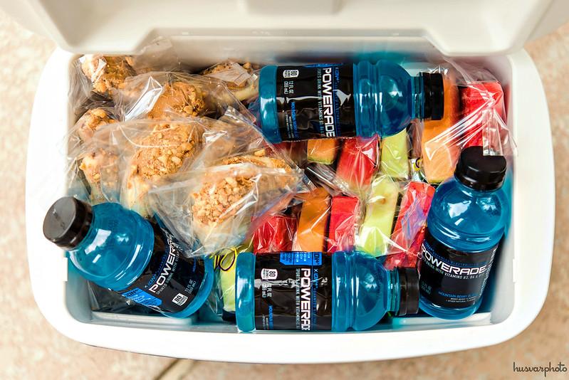 soccer mom healthy sideline snacks #SidelineHero #CollectiveBias
