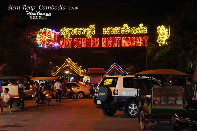 Siem Reap Art Center Night Market 01
