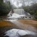 Foggy Weeping Rock    Wentworth Falls by David Marriott - Sydney