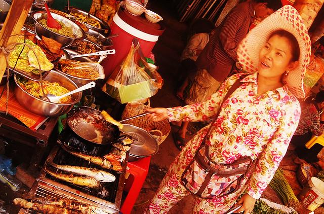 Street Food Goes Fashion