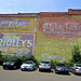Ghost Signs, Durham, NC by Robby Virus
