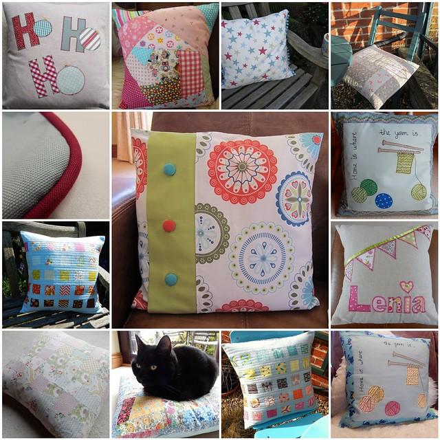 cushion fest