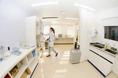 Laboratório de cultivo celular
