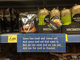Meat in Cummernaud