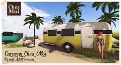 Caravan CHEZ MOI