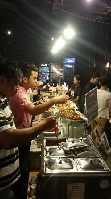 Grill All Meat You Can Eat at The Grillery Smoke House in Backyard Burgers Ecoland - Davao Food Trips 20150419_181806