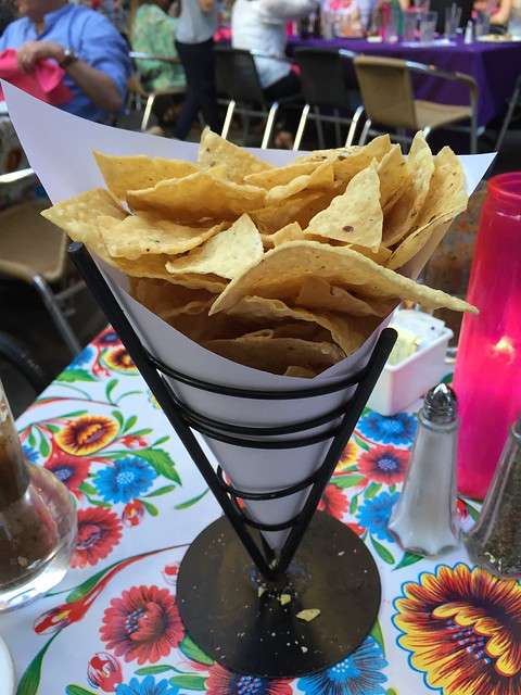 Chips and salsa - Acenar