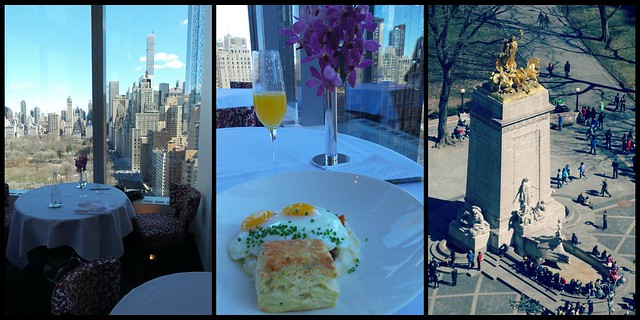 Brunch especial em New York