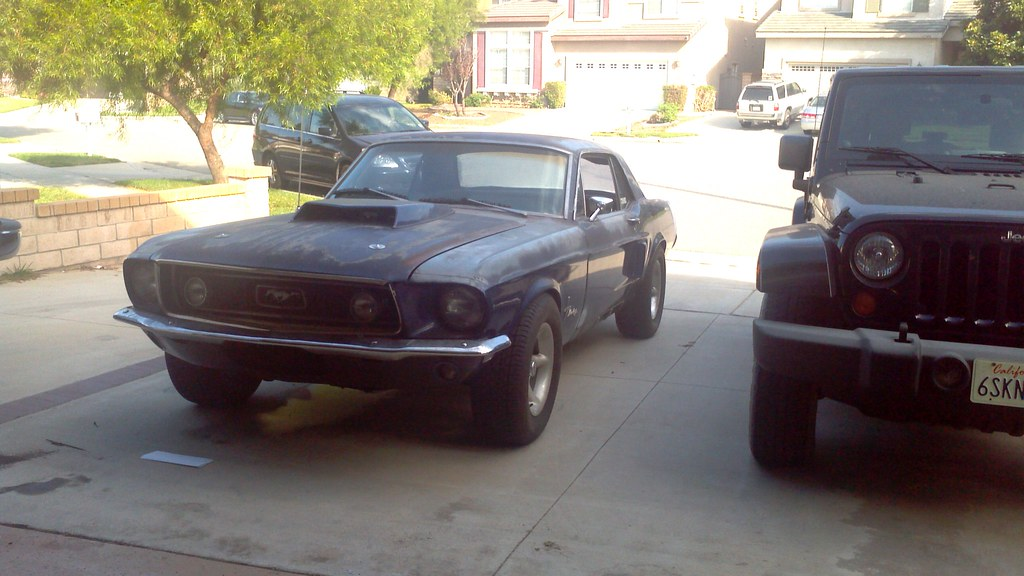 My 1968 Mustang is nearly complete - Vintage Mustang Forums