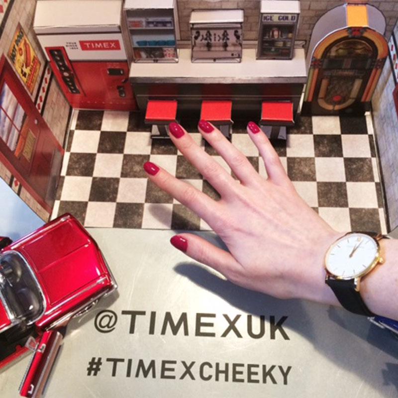 Timex Varsity Range, Bumpkin Betty
