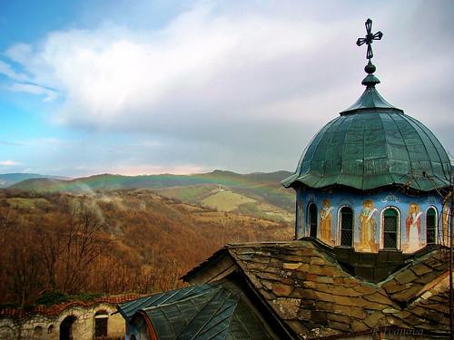 sky colors clouds spring rainbow sony bulgaria gabrovo българия соколскиманастир габрово rivanova риванова