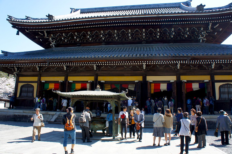 法堂/南禅寺(Nanzen-ji Temple / Kyoto City) 2015/04/02