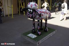 RULE BRITANNIA No.02 - Shaun The Sheep - Shaun in the City - London - 150423 - Steven Gray - IMG_0098
