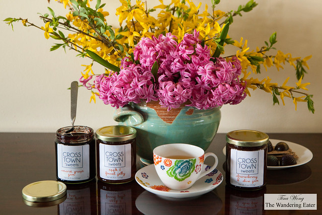 Crosstown Sweets Jams & Preserves
