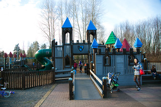 Castle Park (N Rose Hill Woodlands Park) - Kirkland, WA