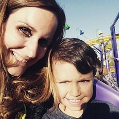 Jackson coaster!! #winchesterva #neighborlove #365 #getyourbloomon