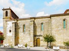Masueco. Iglesia de San Nicolás de Bari