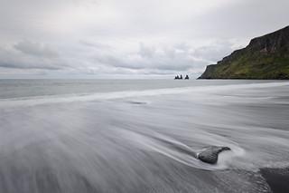 An den Schwarzen Vulkanstränden von Vík | Roland Krinner