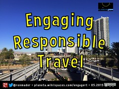 Engaging Responsible Travel #engagert