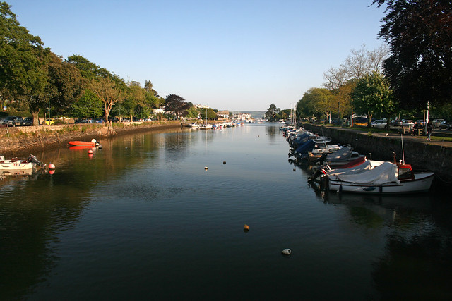 The Kingsbridge Estuary, Kingsbridge