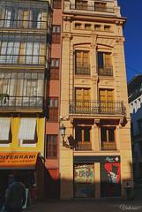 La casa más estrecha de Europa. Valencia. Spain
