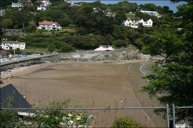 North Sands, Salcombe