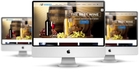 LT Winery v1.0 - Responsive Wine Store Joomla Template