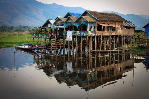 maing-thauk village