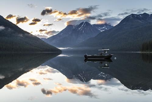 Quartz Lake Sunrise 6.22.16