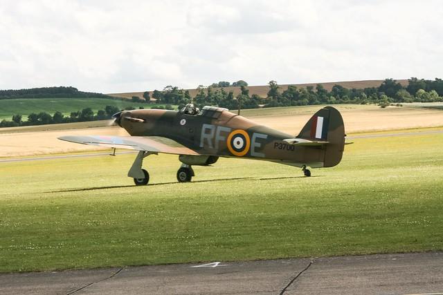 Hawker Hurricane mkIIa