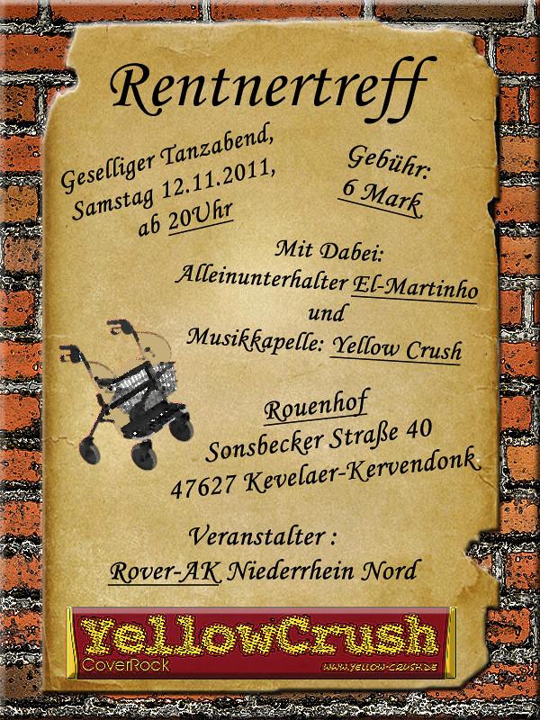 Auftritt 2011-11-12 Kevelaer-Kervendonk