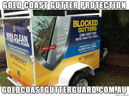 Gold Coast Gutter Protection